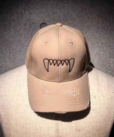 Fang CAP SAND BEIGE