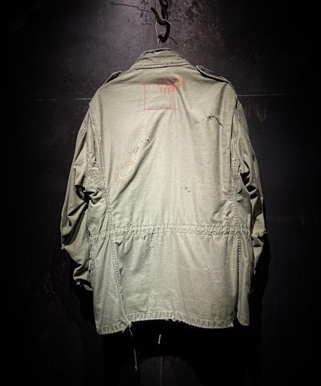 KIYOHARU × RESURRECTION M-65 Field Jacket #6