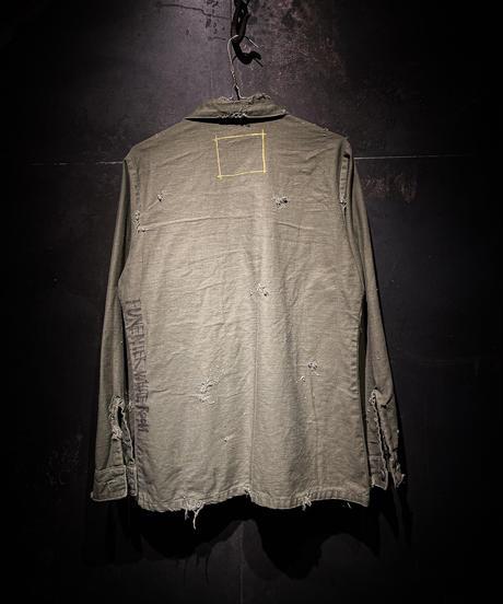KIYOHARU × RESURRECTION Utility Shirt #8