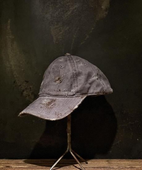 Vintage damage CAP (GRAY)