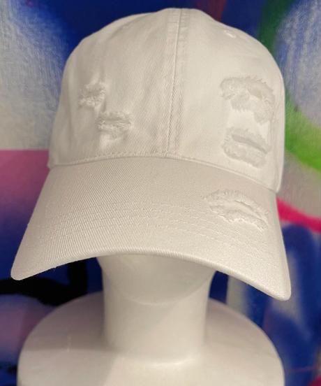 ダメージ加工CAP