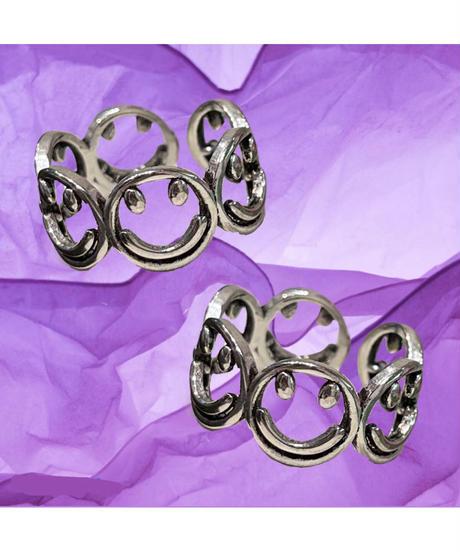 ニコちゃんリング(silver925)