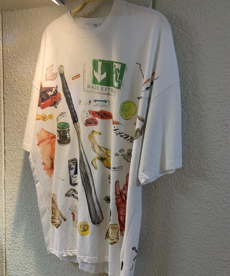 MIXデザインTシャツ(NO.4691)