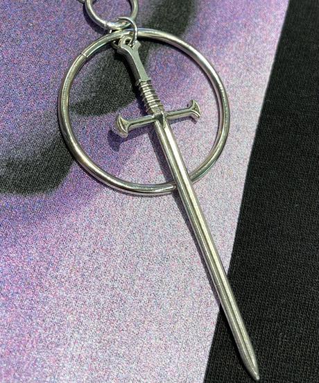 リング×剣⚔️ネックレス(NO.A10129)