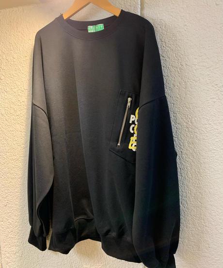 ポケット付きトレーナー(NO.K1033)