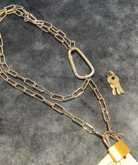 南京錠ネックレス(NO.A10112)