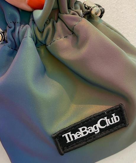 リフレクターミニ巾着bag(NO.4620)