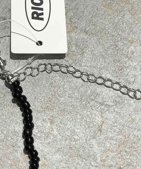 ニコちゃんビーズネックレス(NO.A1524,A1527,A1528)