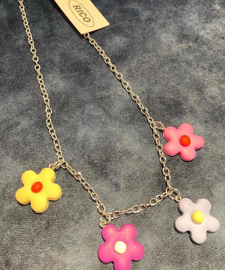 お花ネックレス(NO.10102)