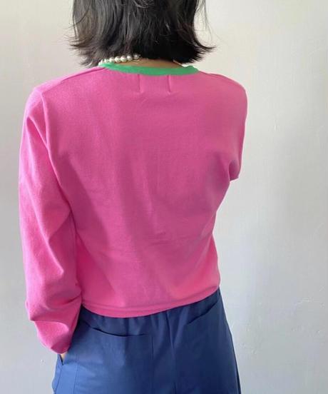 Color scheme cardigan/4 color