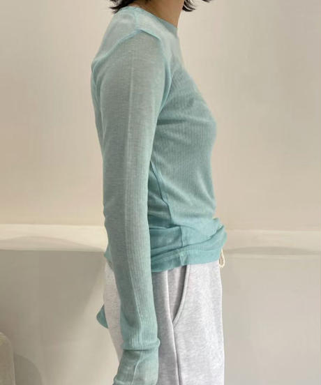 tulle long sleeve/5 color