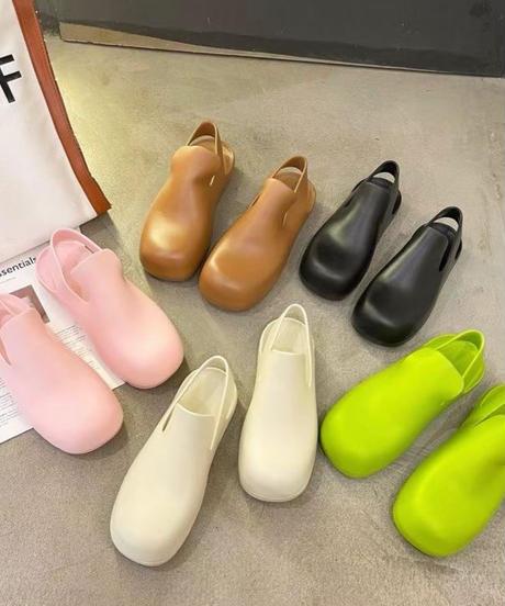 paddle shoes/5 color