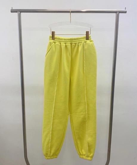 Smile  center  press pants