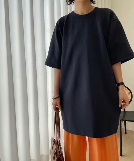 Cupra wide pants/3 color