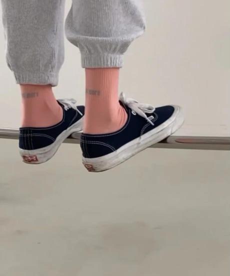colorful socks 3セット/ケース付き