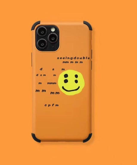 smile iPhone case《11prp ・11pro max》