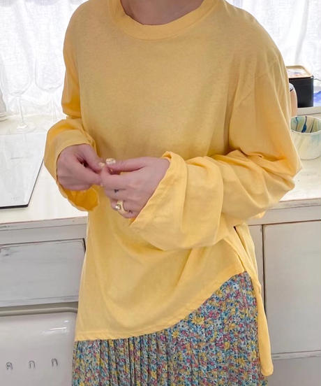 color long sleeve/5 color