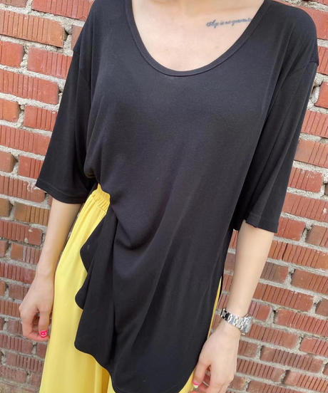 round tee shirt/3 color
