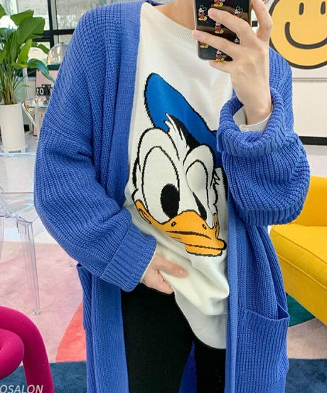 Donald summer knit/5 color