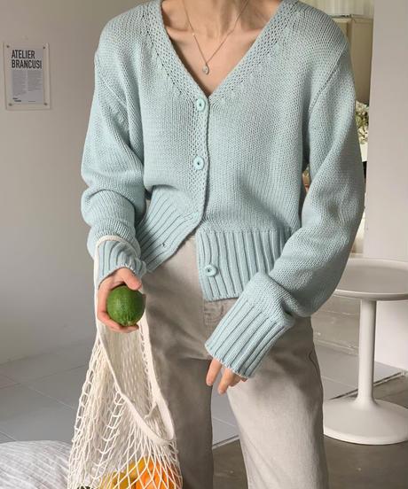 cotton  summer knit  cd/4 color
