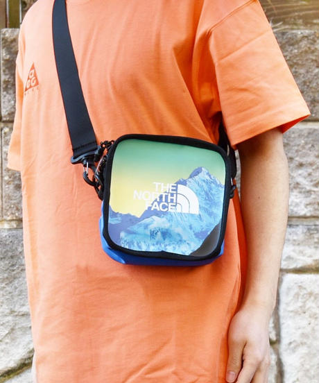 海外限定【 THE NORTH FACE 】 7 SUMMITS 95 Explore Bardu II ショルダーバッグ Clear Lake Blue Him Lite