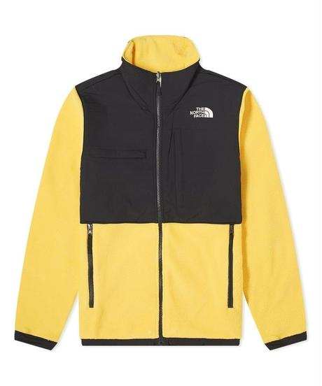 THE NORTH FACE DENALI フリースジャケット YELLOW