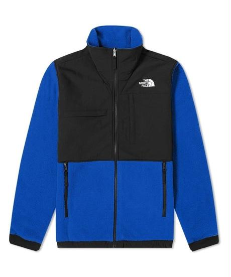 THE NORTH FACE DENALI フリースジャケット BLUE