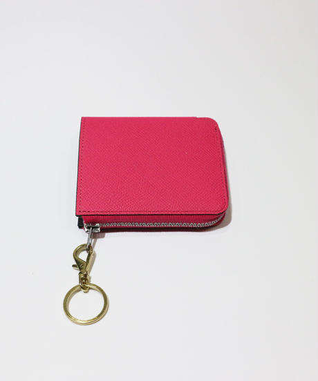 """ITTI  """"CRISTY VERY COMPACT WLT""""  W. LUX [ PINK ]"""