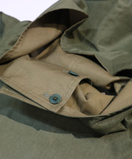 "roundabout  "" Light Canvas Anorack  ""  OLIVE"