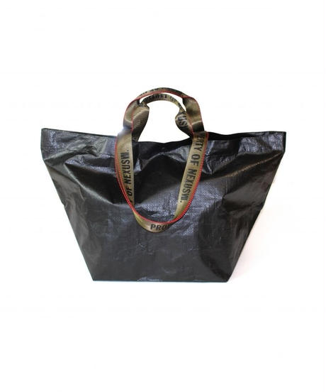 "NEXUSVII.  "" ALL WEATHER TOTE ""  BLACK  / M"