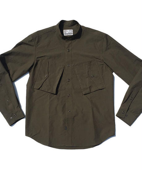 "NEXUSVII.  ""C-1 SHIRTS MODIFIED"" OLIVE"