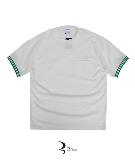 "BEENUTS   ""  Heavy o.z Polo Tee ""  WHITE"
