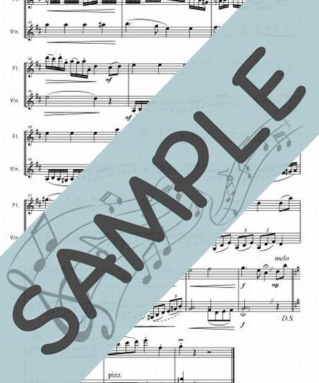 SP-FV002-01 君を愛す/ベートーヴェン:フルート&ヴァイオリン