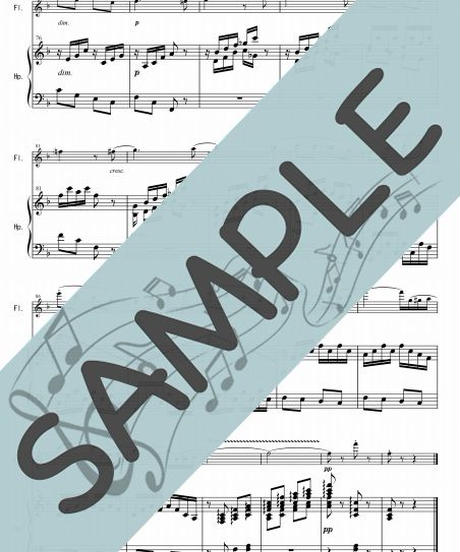 SP-HF011-01 春の歌/メンデルスゾーン:ハープとフルート