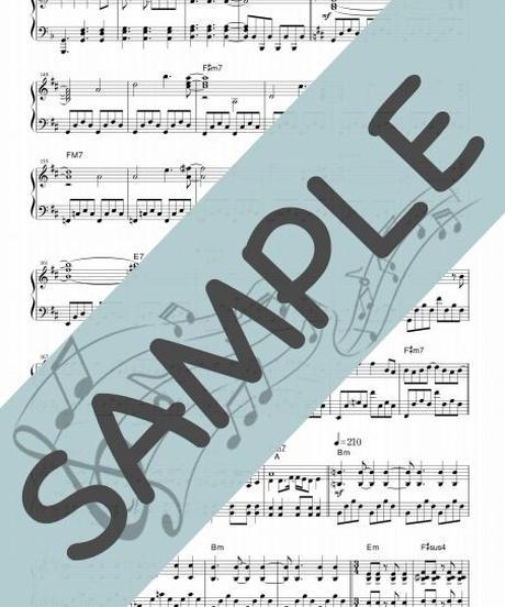 SJ-PS046-03 ロスタイムメモリー/じん:ピアノソロ