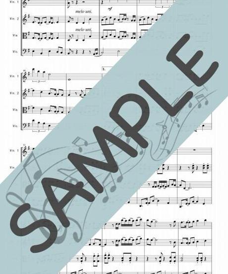SJ-SQ011-01 紅蓮華/草野華余子:弦楽四重奏(String quartet)