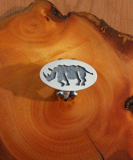 Ring - Rhino【1点物】