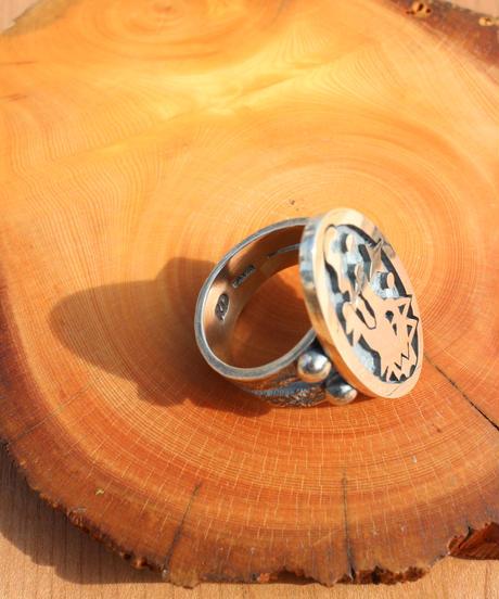 Ring -  Wolf【1点物】