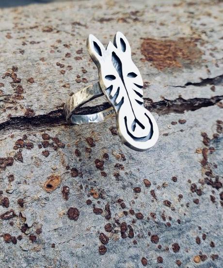 Ring - Zebra【1点物】