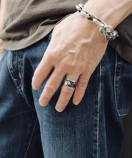 Ring - Rhino  / Hand / Star【1点物】
