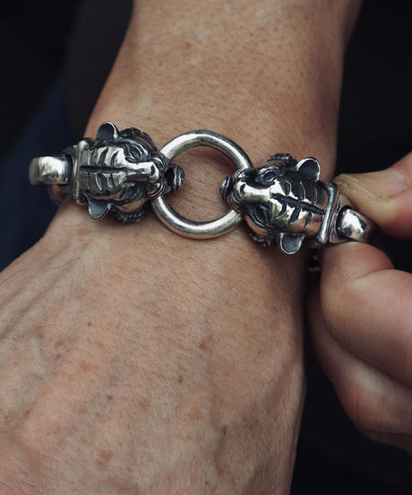 Bracelet - Tiger Head(Double)