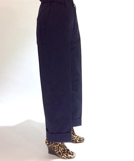 """#101🔻Luv our days  『STANDARD』  """"Wide chino pants"""""""