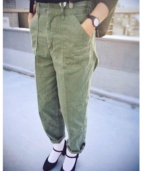 """#101🔻Luv our days  """"Baker pants""""  ベイカーパンツ"""
