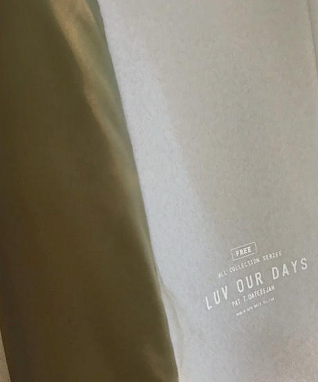 """#101🔻Luv our days  """"Peaceful coat"""""""