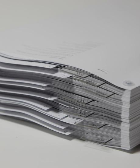Composition No.1–10 and the derivatives, 2001–2016 second  edition│buku akiyama