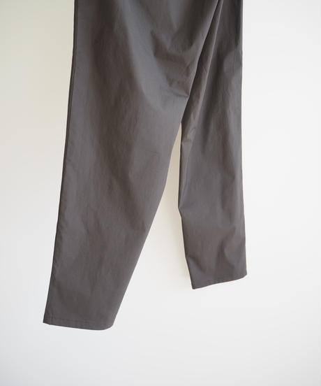 "Graphpaper ""Stretch Typewriter Cook Pants"" gray"