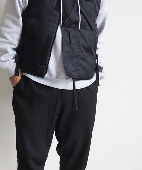 "ORPHIC ""nuterm×ORPHIC/Tactical Vest"" Black"