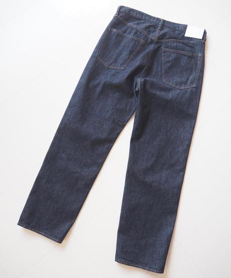 "UNUSED "" UW0818 13oz denim five pockets pants"" indigo short length unisex"