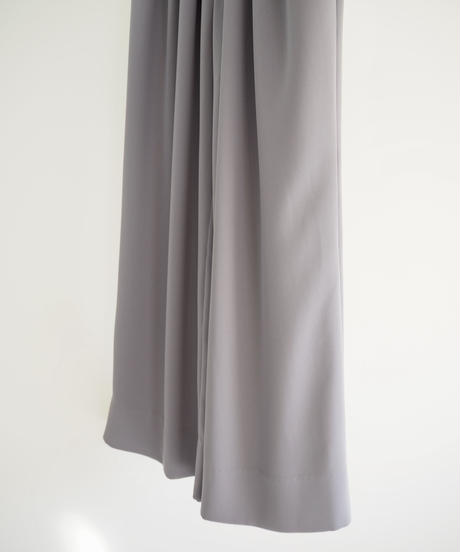 "Graphpaper ""Satin Gather Pants"" grey"