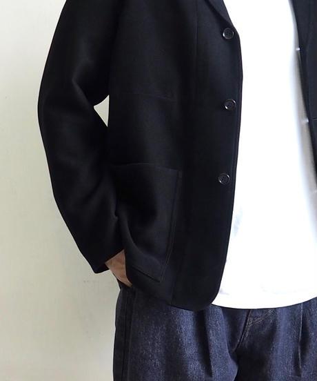 "Graphpaper ""Moleskin French Work Jacket"" Black unisex"